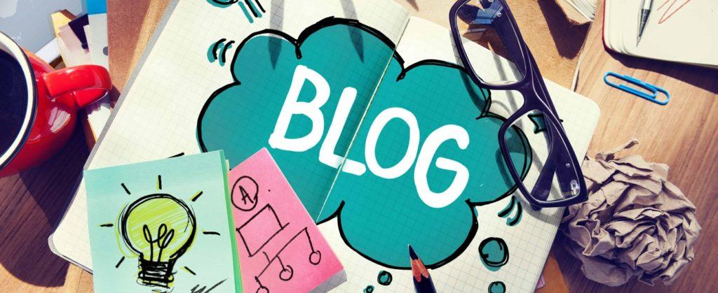 como estructurar una página web corporativa blog