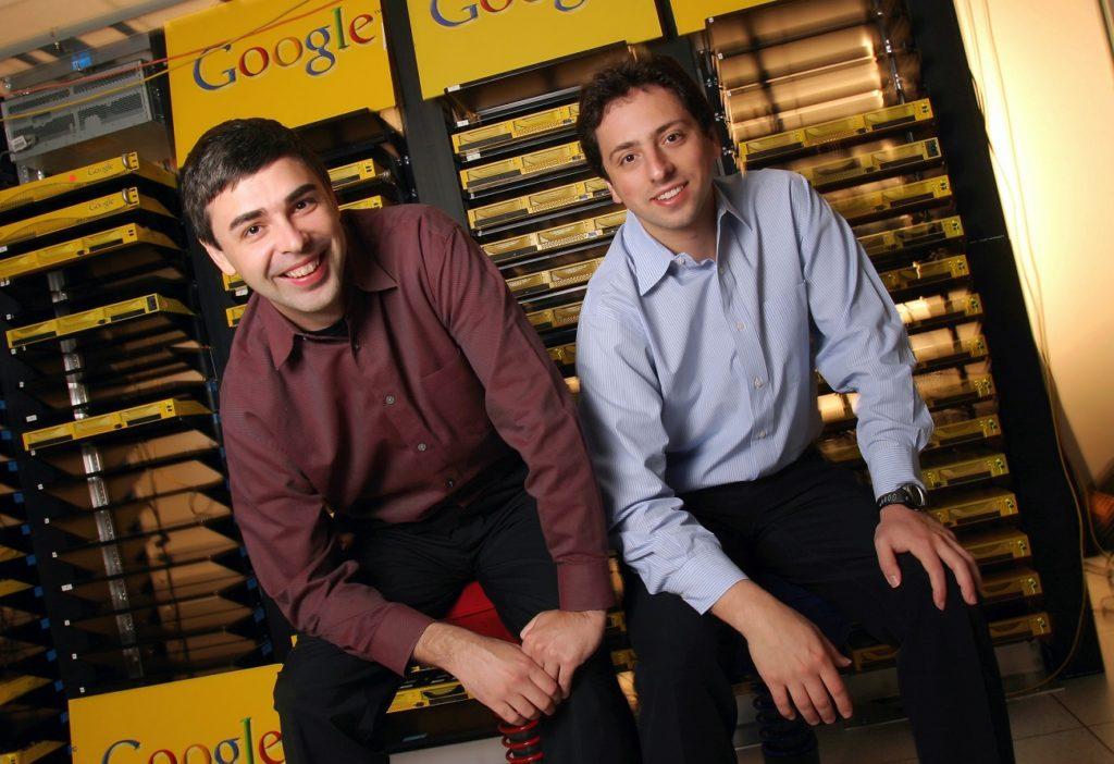 curiosidades y trucos de Google fundadores