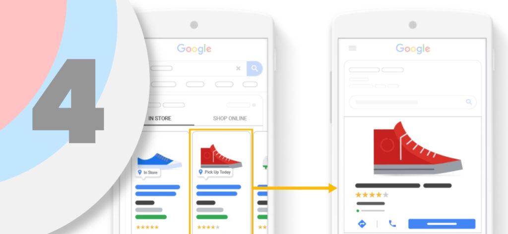 cómo aparecer en Google Shopping paso 4