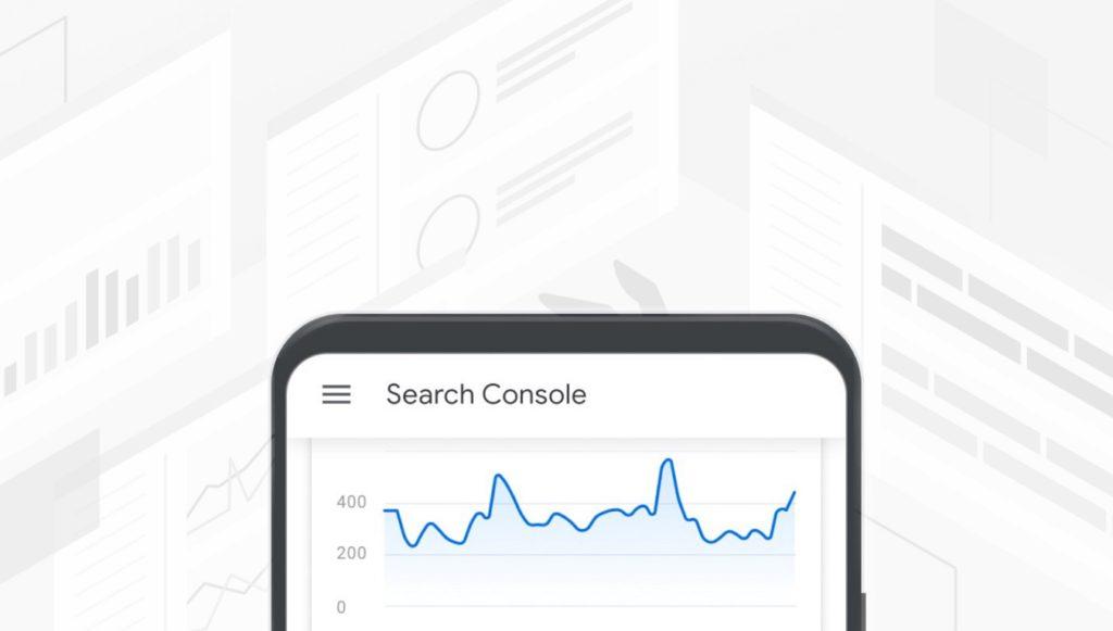 utilidades de Google Search Console